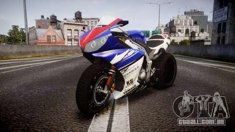Yamaha YZF-R1 Custom PJ2 para GTA 4