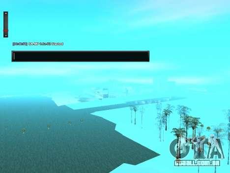 SampGUI Bandeira Da Ucrânia para GTA San Andreas terceira tela