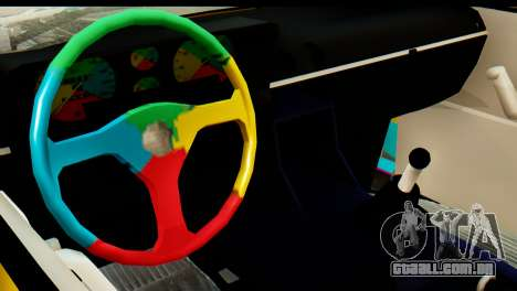Opel Manta para GTA San Andreas vista direita