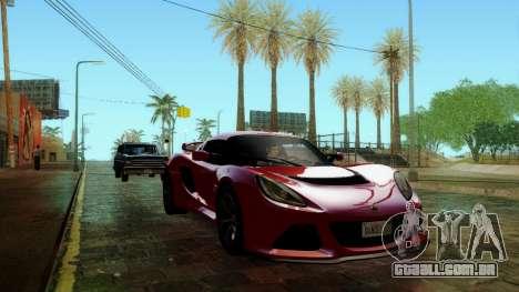 ENB Kenword Try para GTA San Andreas sétima tela