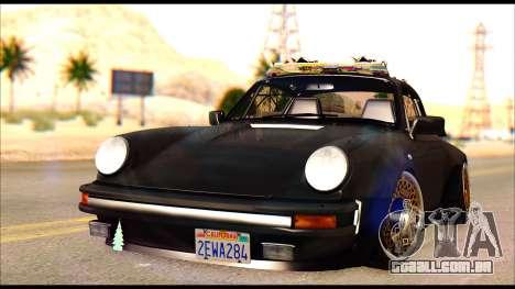 Porsche 911 1980 Winter Release para GTA San Andreas