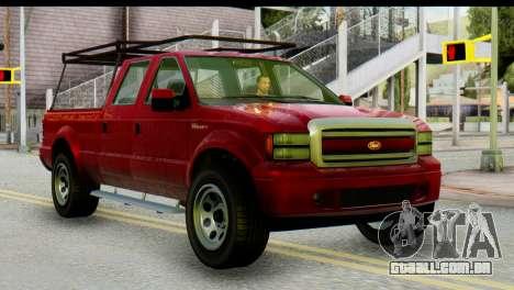 GTA 5 Vapid Sadler IVF para GTA San Andreas
