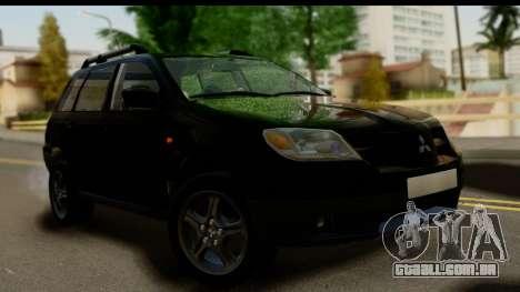 Mitsubishi Outlander para GTA San Andreas