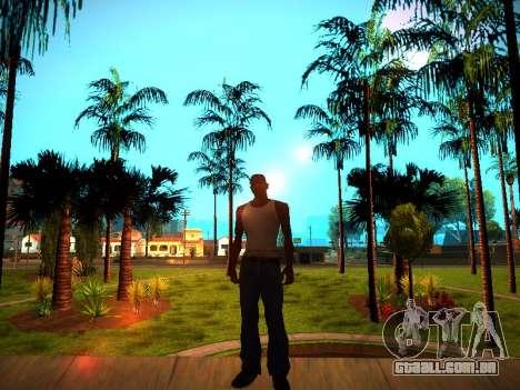 ENB v1.3 para PC fraco para GTA San Andreas quinto tela