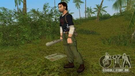 Kurtis Trent para GTA Vice City terceira tela