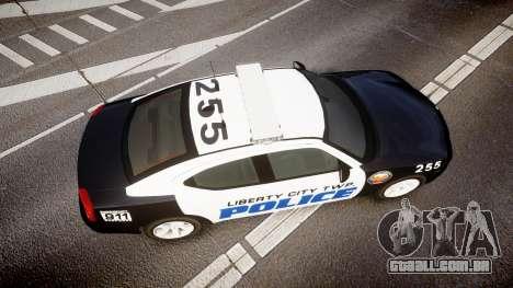 Dodge Charger 2006 LCPD CHGR v2.0L [ELS] para GTA 4