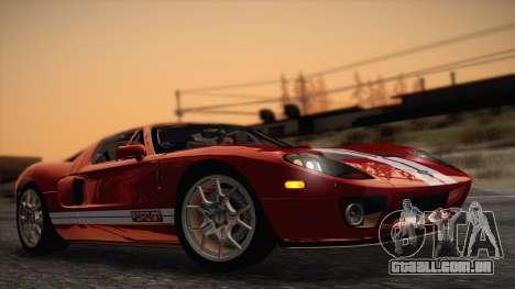 PhotoGraphic 1 para GTA San Andreas sexta tela