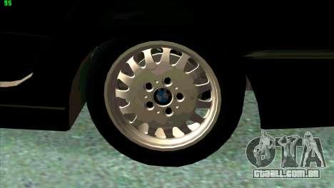 BMW 730i para o motor de GTA San Andreas