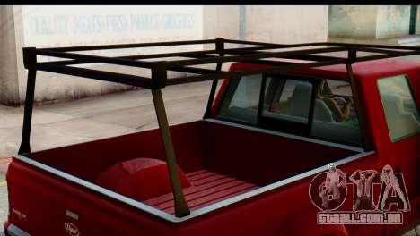 GTA 5 Vapid Sadler IVF para GTA San Andreas vista direita