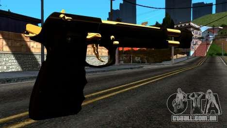 New Desert Eagle para GTA San Andreas segunda tela