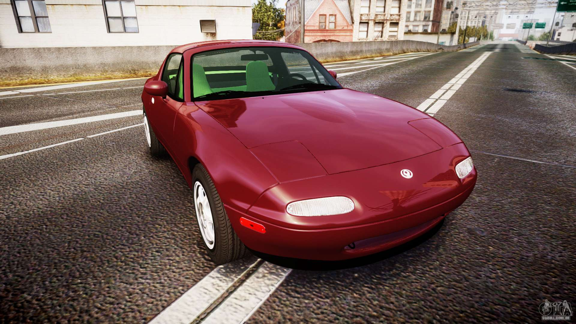 mazda mx 5 miata na 1994 epm para gta 4. Black Bedroom Furniture Sets. Home Design Ideas