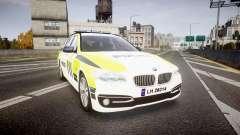 BMW 530d F11 Norwegian Police [ELS]