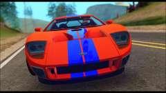 Ford GT 2006 para GTA San Andreas