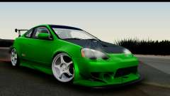 Honda Integra Type R Time Attack IVF