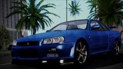Nissan Skyline GT-R V Spec II 2002