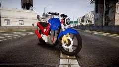 Honda Twister 2014