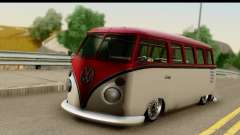 Volkswagen Transporter T1 Stance