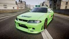 Nissan Skyline BCNR33 JUN VER 1995 v2.0