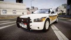 Dodge Charger 2006 Sheriff Liberty [ELS] para GTA 4
