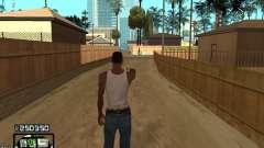 C-HUD Compact para GTA San Andreas
