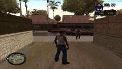 C-HUD by Kidd para GTA San Andreas