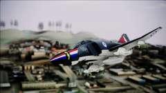 F4 Royal Air Force para GTA San Andreas