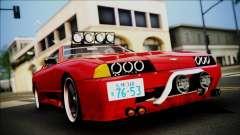 Dirt Elegy Editions para GTA San Andreas
