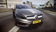 Mersedes-Benz A45 AMG PJs1
