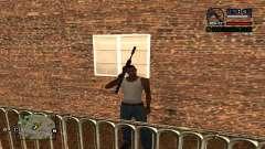 C-HUD Politra para GTA San Andreas