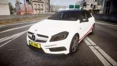 Mersedes-Benz A45 AMG PJs4