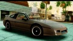 Pontiac Fiero GT G97 1985 HQLM para GTA San Andreas