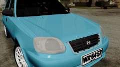 Hyundai Accent 2004 para GTA San Andreas