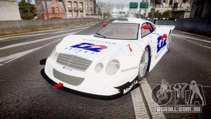 Mercedes-Benz CLK LM 1998 PJ1 para GTA 4