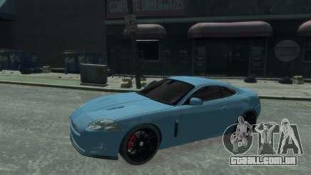 Jaguar XK v.2.0 para GTA 4