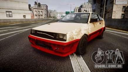 Dinka Blista Compact Beater para GTA 4