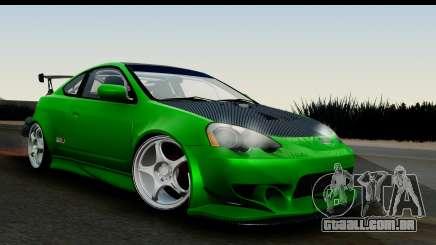 Honda Integra Type R Time Attack IVF para GTA San Andreas