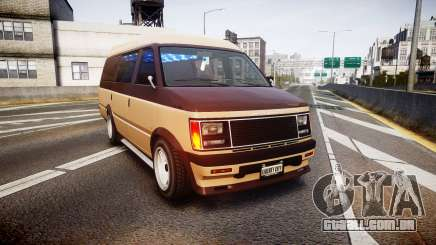 Declasse Moonbeam XL para GTA 4