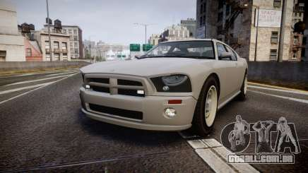 Bravado FBI Buffalo Restyling para GTA 4