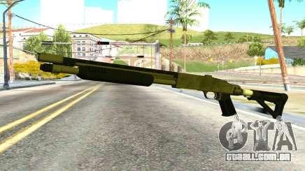 Shotgun from GTA 5 para GTA San Andreas
