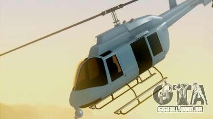 GTA 5 Maverick para GTA San Andreas
