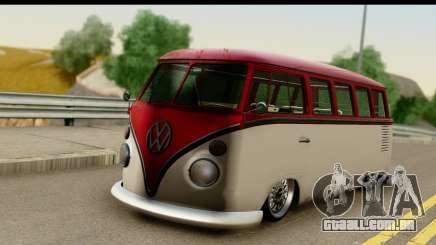 Volkswagen Transporter T1 Stance para GTA San Andreas