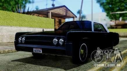 Lincoln Continental para GTA San Andreas