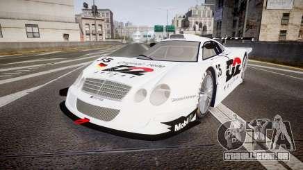 Mercedes-Benz CLK LM 1998 PJ35 para GTA 4