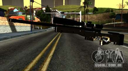 New Sniper Rifle para GTA San Andreas