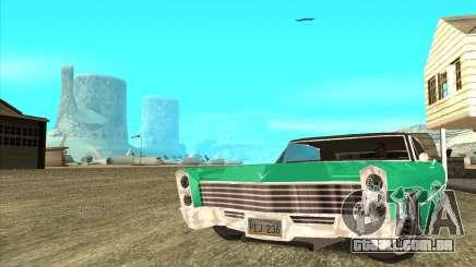 Cadillac DeVille Lowrider 1967 para GTA San Andreas
