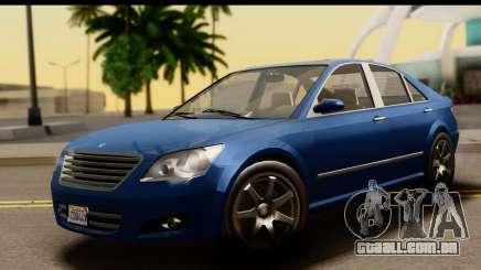 GTA 5 Karin Asterope SA Mobile para GTA San Andreas