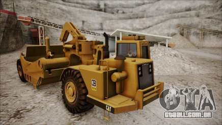Caterpillar 631D para GTA San Andreas