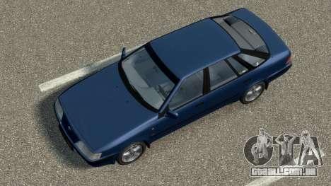 Daewoo Espero 2.0 CD 1996 para GTA 4 vista de volta