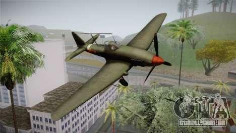 ИЛ-10 Força Aérea Chinesa para GTA San Andreas