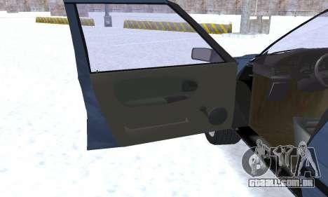 Dacia Super Nova para o motor de GTA San Andreas